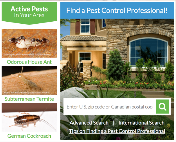 Active Pests from PestWorld.org